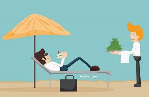 کسب درآمد حتی در خواب